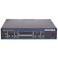 Hartke Topteil für E-Bass HA3500, 350W, 10-Band-EQ, Kompressor