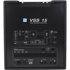 KME Versio VSS 15 Subwoofer aktiv