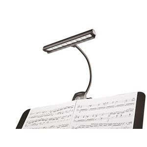 K&M Notenpultleuchte »Orchestra Light Eos« 12249 schwarz