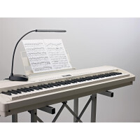 K&M LED Pianoleuchte 12296 schwarz