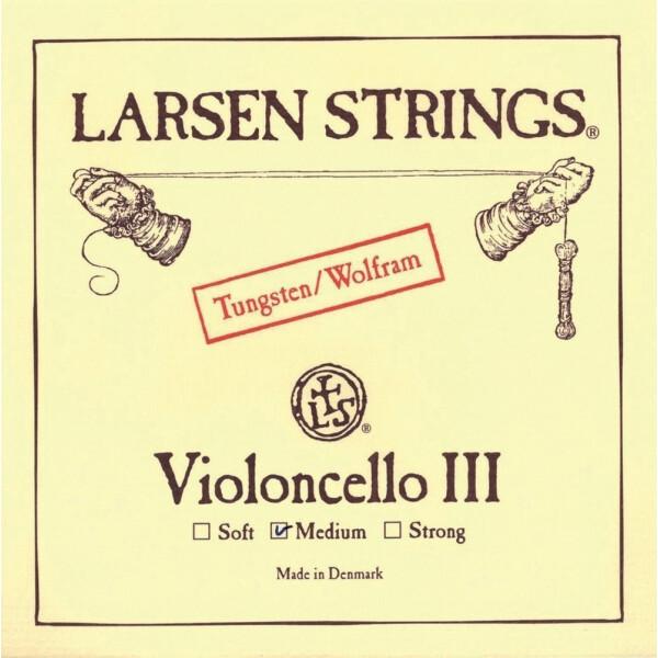 Larsen Einzelsaite G Cello medium III