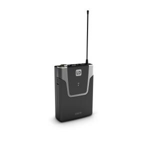 LD Systems U308 BPH - Funksystem mit Bodypack und Headset
