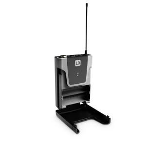 LD Systems U308 BPL - Funksystem mit Bodypack und Lavalier Mikrofon