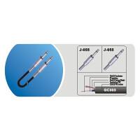 LK Instrumentenkabel JJ-006 6M Klinke/Klinke 6m