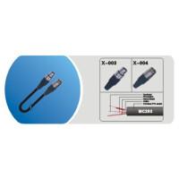 LK Mikrofonkabel XX-001 5m XLR Stecker / XLR Kupplung