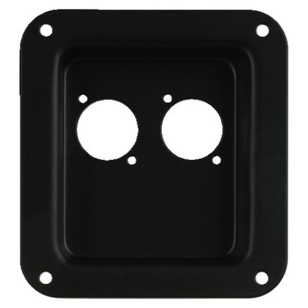Monacor Einbauschale für Boxen XLR