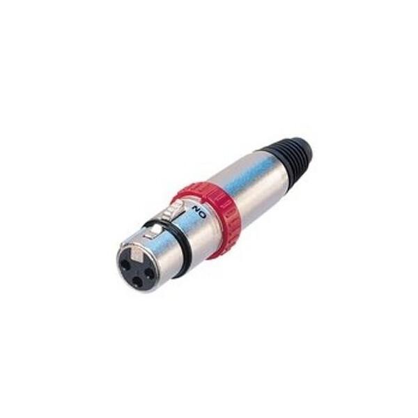 Neutrik Kupplung XLR , mit on-off-Schalter