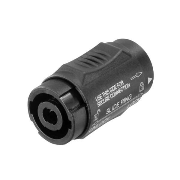 Neutrik Lautsprecher-Adapter NL4MMX