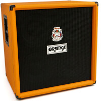 "Orange Bassbox 4x10"" Orange OBC410"