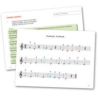Seydel Set Triola 12 + Lehrbuch 1 deutsch