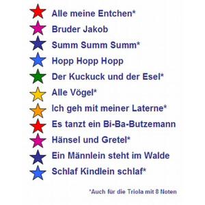 Seydel Set Triola 12 + Liederbuch 1 deutsch