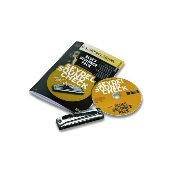 Seydel Soundcheck Vol. 1 Blues Beginner Pack