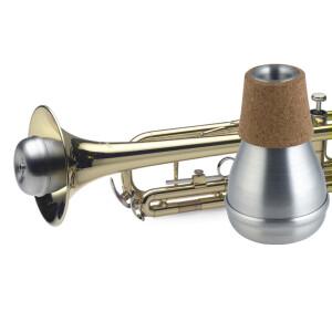 Stagg MTR-P3A Übungsdämpfer für Trompete