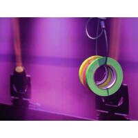 Accessory Gaffa Tape 19mm x 25m neonpink UV-aktiv