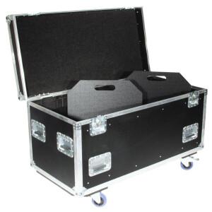 Roadinger Universal-Tour-Case 120cm mit Rollen