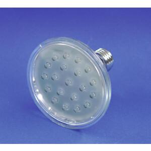 Omnilux PAR-30 240V E-27 18 LED 5mm gelb