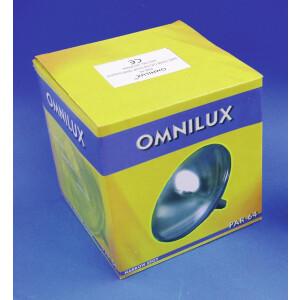Omnilux PAR-64 240V/500W GX16d VNSP 300h T