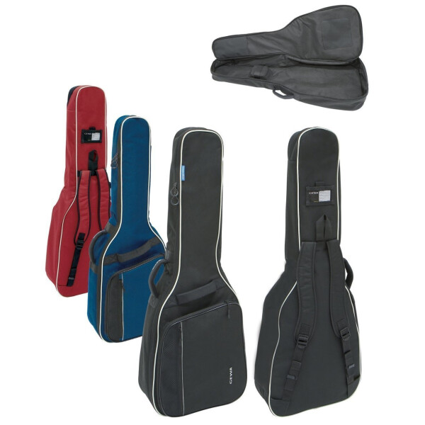 Gewa Gig Bag Economy 12 Blau 1/2 Konzert