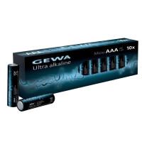 Gewa Batterie 1,5 V Micro AAA Alkaline