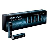 Gewa Batterie 1,5 V Mignon AA Alkaline
